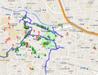 早稲田みょうがMAP2015.png